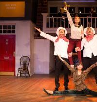 百老汇经典爱情音乐剧回归 持续上演至1月12日