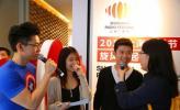 上海广播节目现场秀上演 数十位名嘴齐上阵