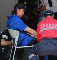 陈楚河录制节目受伤 欲起诉《非凡搭档》节目组