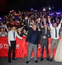 《变形金刚5:最后的骑士》全球首映礼空降广州万达