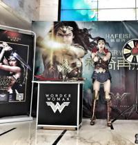 《神奇女侠》全球首映,韩菲诗强势助力